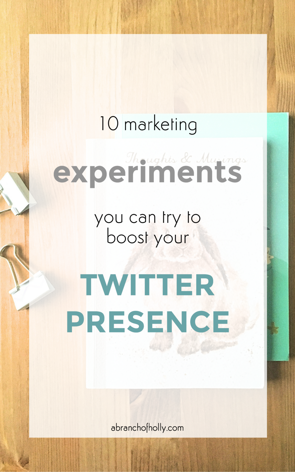 twitter marketing experiments