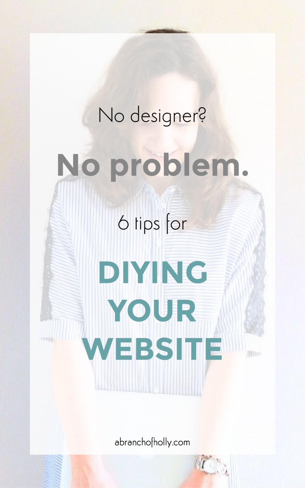 tips for diying your website