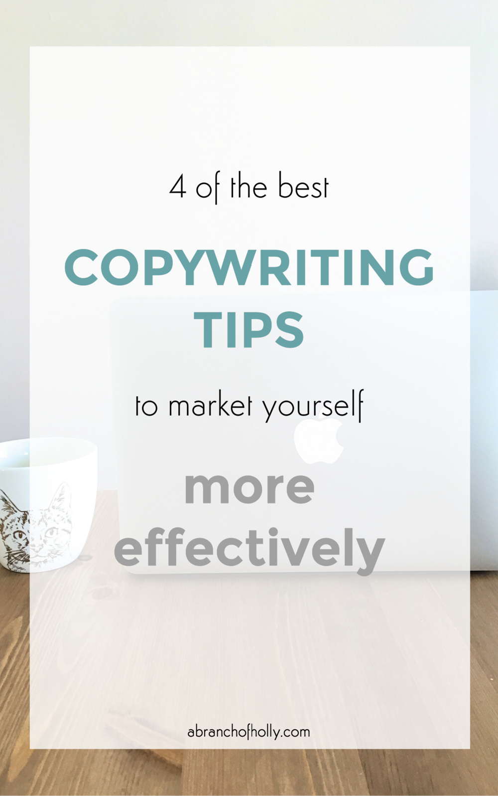 copywriting tips to market yourself more effectively