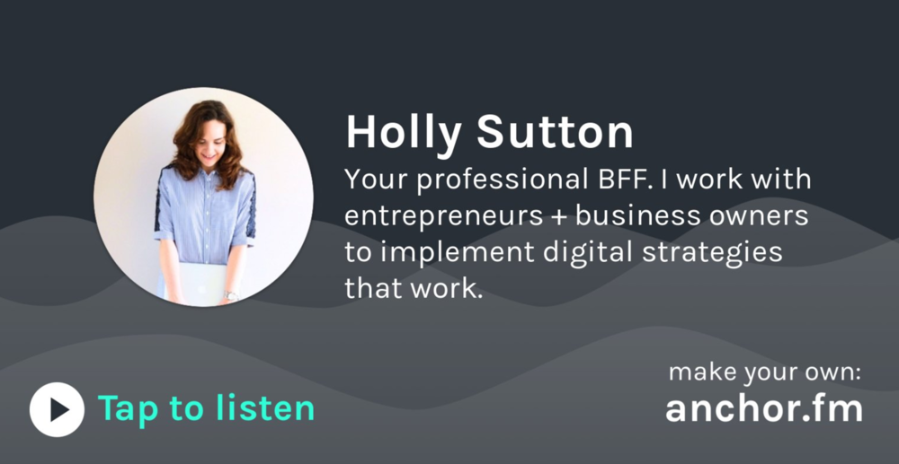 holly sutton anchor fm