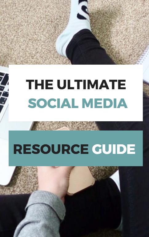 social media resource guide