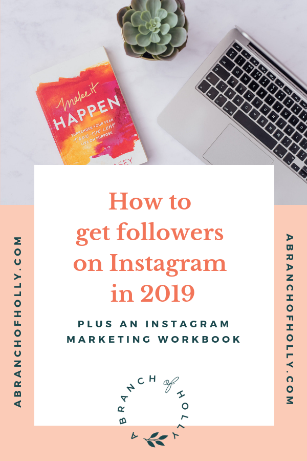 HOW TO GET FOLLOWERS ON INSTAGRAM IN 2019