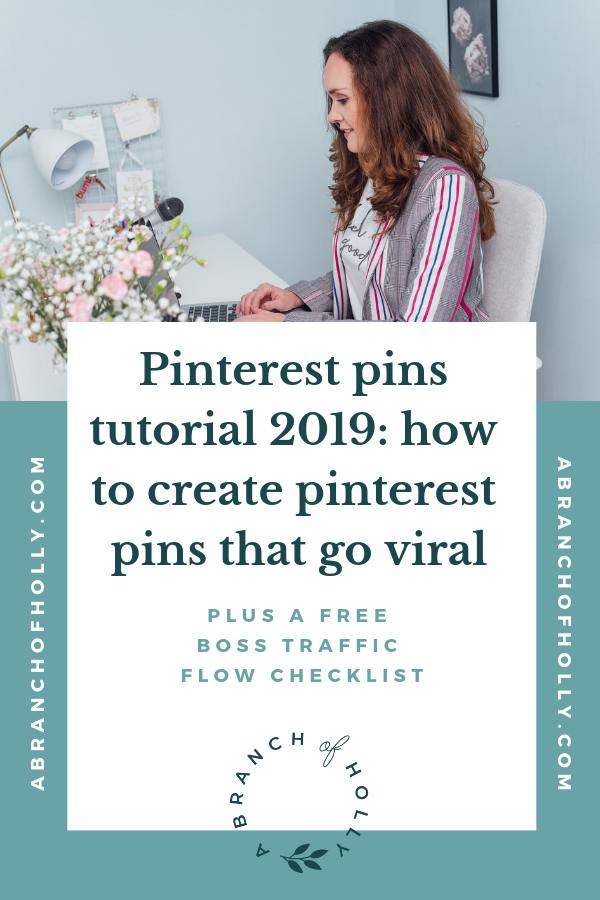 pinterest pins 2019: how to create pinterest pins that go viral