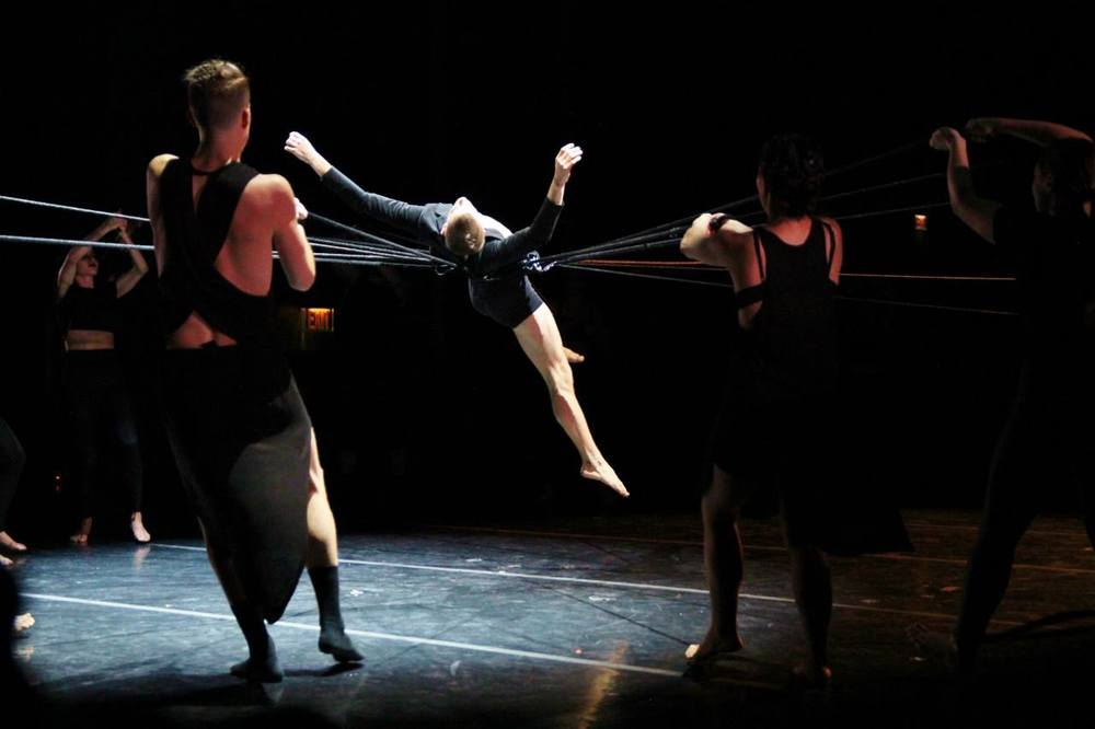 Ayaha Otsuka for BARE Dance Company