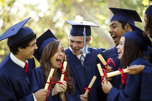 what can you do to improve your chances of graduating college on time