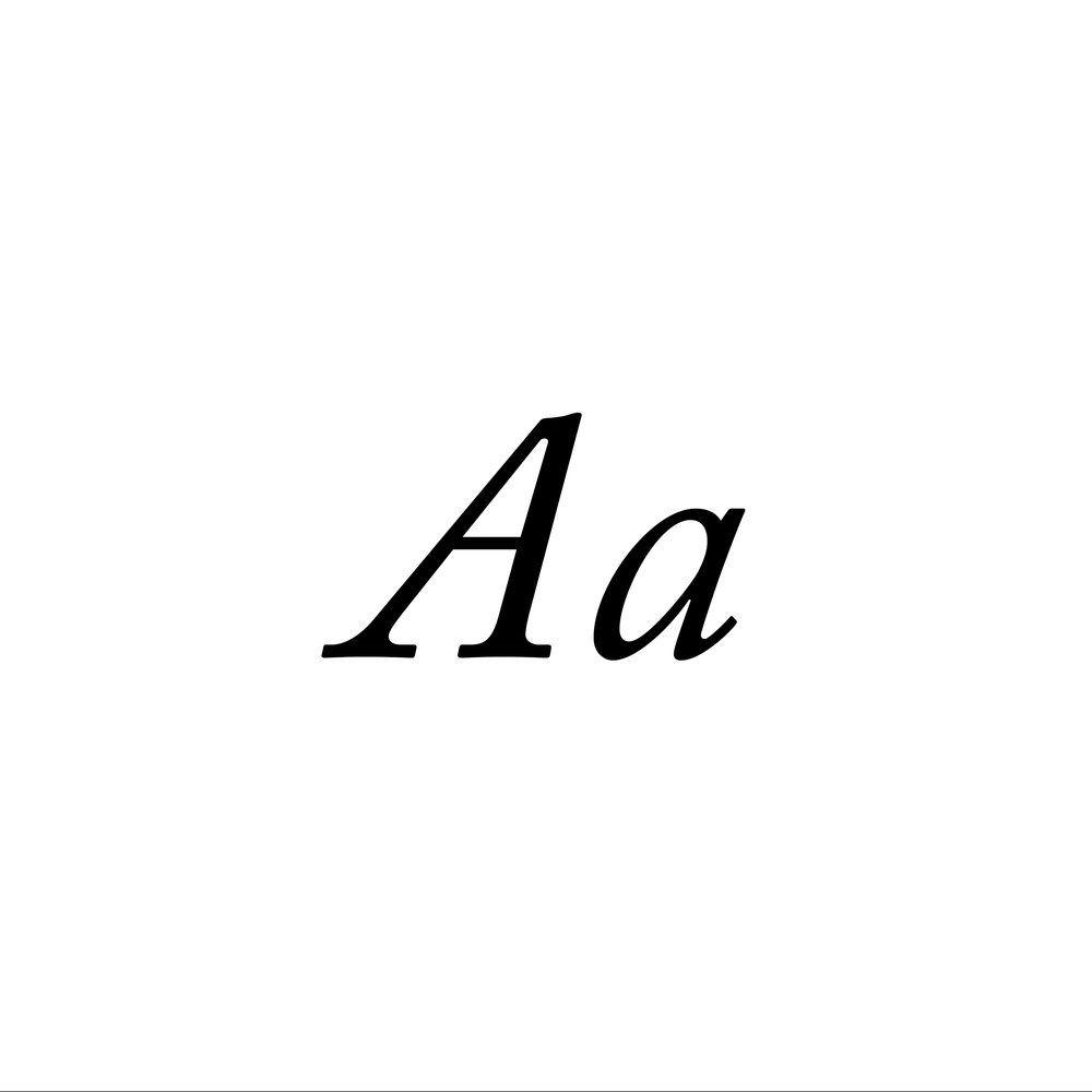 Adobe Cansion Pro (Italics)