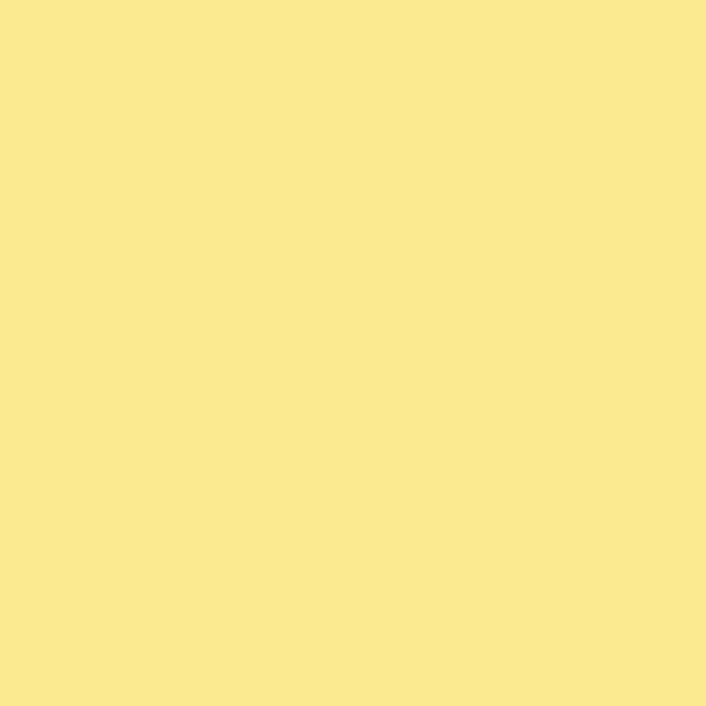 Yellow #FBEA90