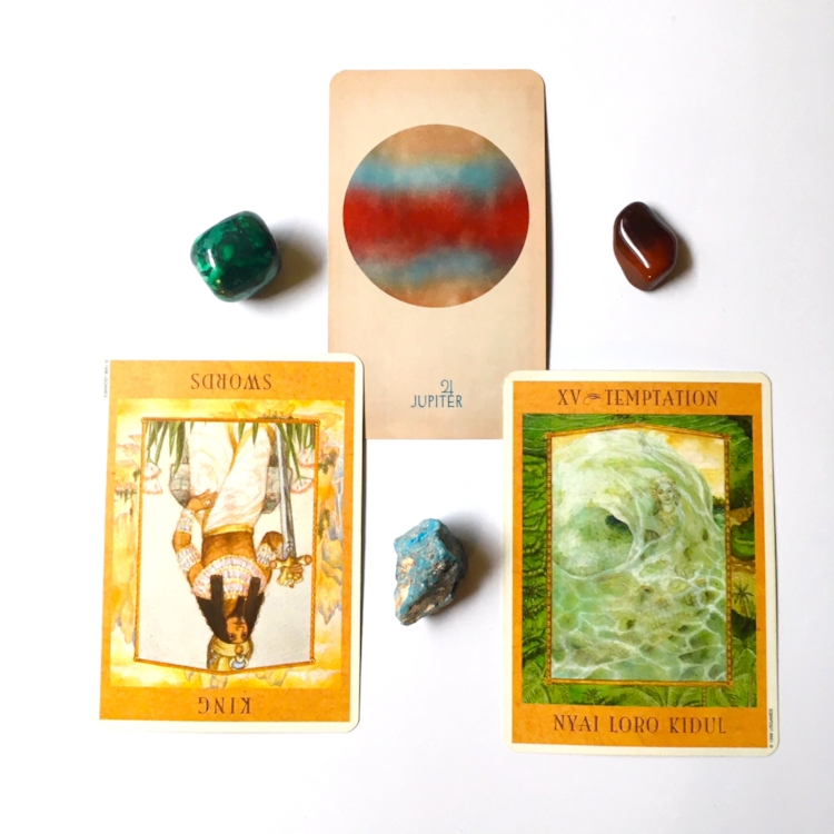 Decks: Arcana of Astrology, Goddess Tarot