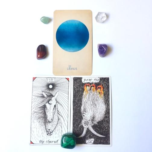 Decks: Arcana of Astrology, Wild Unknown Tarot