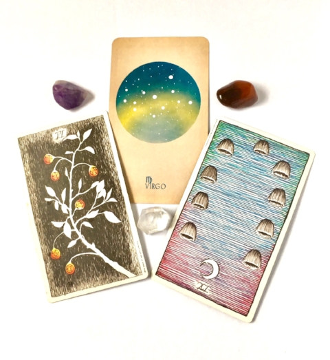 Decks : Arcana of Astrology, Wild Unknown Tarot