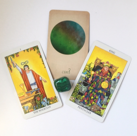 Decks : Arcana of Astrology, Radiant Rider Waite
