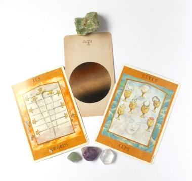 Decks: Arcana of Astrology, Goddess Tarot