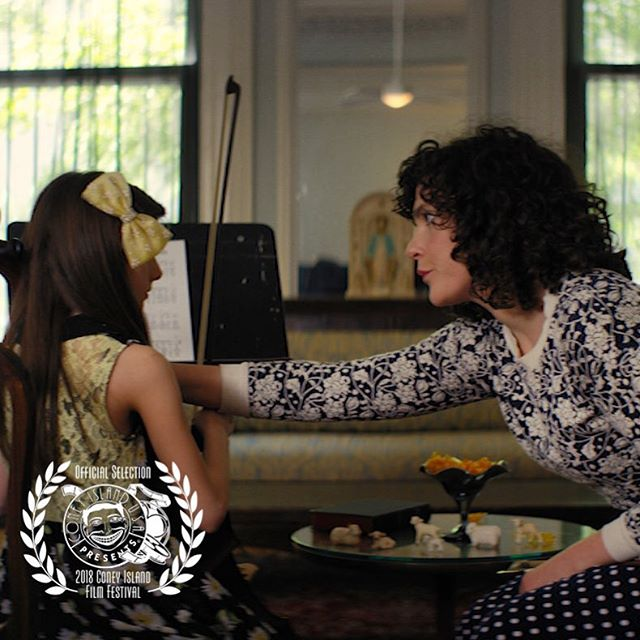 Awesome stuff! The Music Lesson will be screening @coneyislandfilmfestival this Saturday (9/15) 9pm. #newhorror #coneyisland #horror #shortfilm