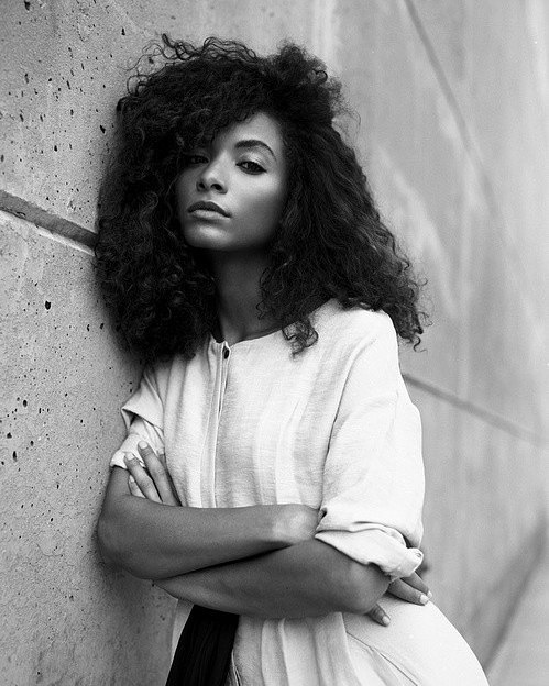 Model: @yariscedano Photographer: @sterlingbatson Mamiya R67 / Portra 160  #black&white