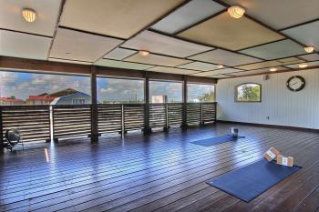 Yoga/Fitness Deck