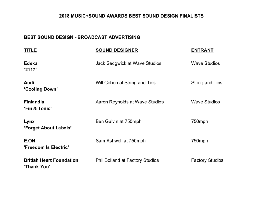 Sound Design Finalists _ TV AD  -5.png