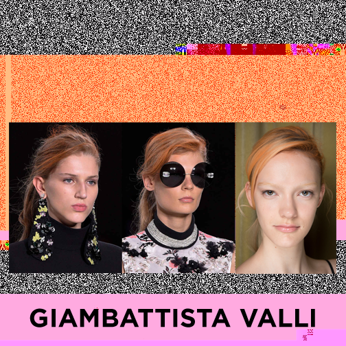 Last but not least, Giambattista Valli and his peachy keen DREAM. Here at RPS we're pretty feeling pretty peachy keen too, about those HIGHLIGHTS!