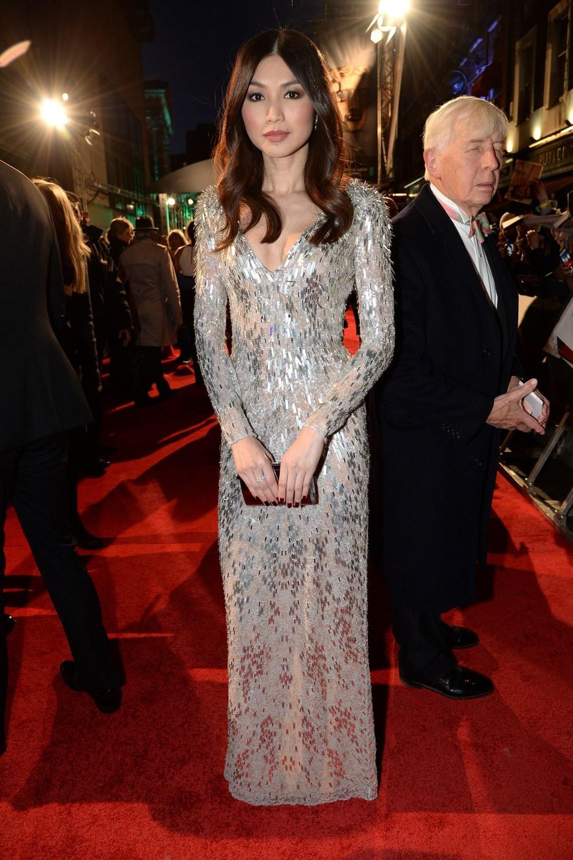Gemma Chan BAFTAs