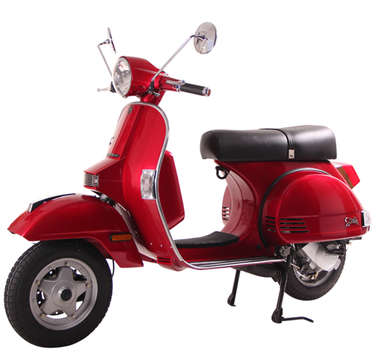 Stella Automatic Scooter