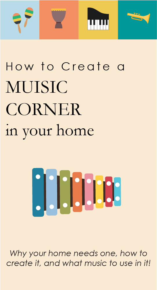 How to Create a Music Corner