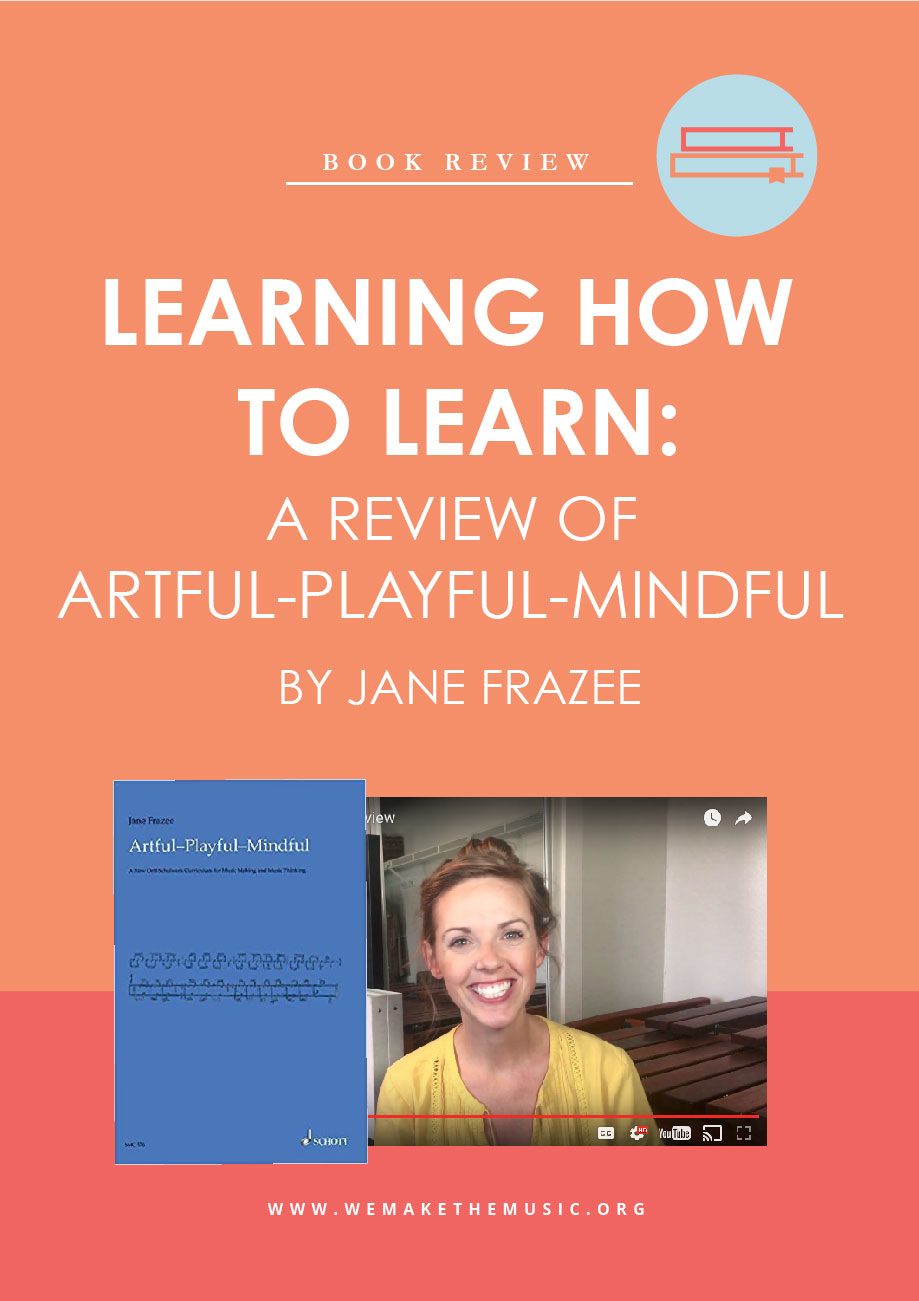 Artful Playful Mindful Book Review