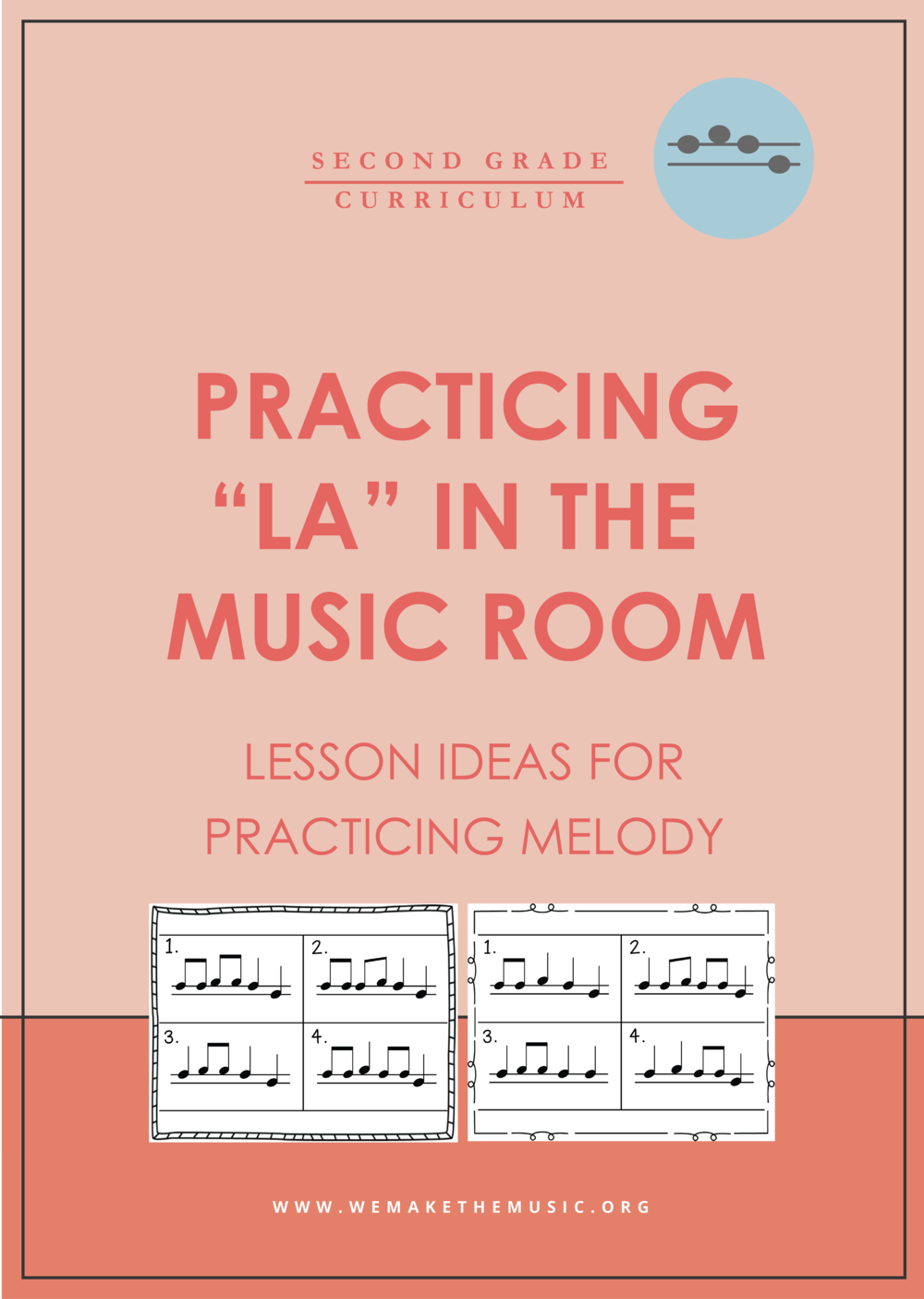 Music Lesson Ideas for La