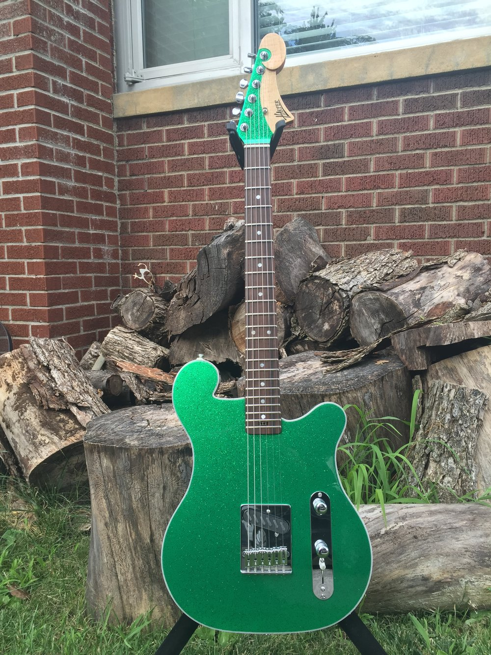 Custom Nashville Shapeshifter for Keith Hutchison - The Devonshires