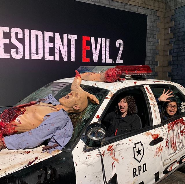 We had a blast at PAX this weekend. We got to try some awesome games and be surrounded by what we love! #PAXSouth #videogames #residentevil2remake #playstation #DaysGone
