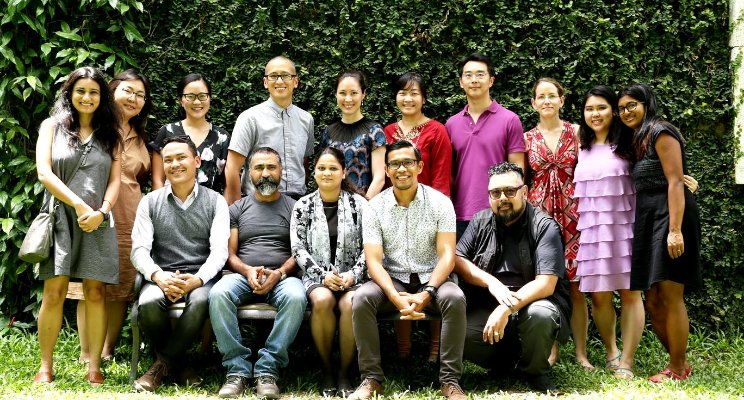 Asia Society Asia 21 Action Lab in Chang Mai, Thailand Sept 2017