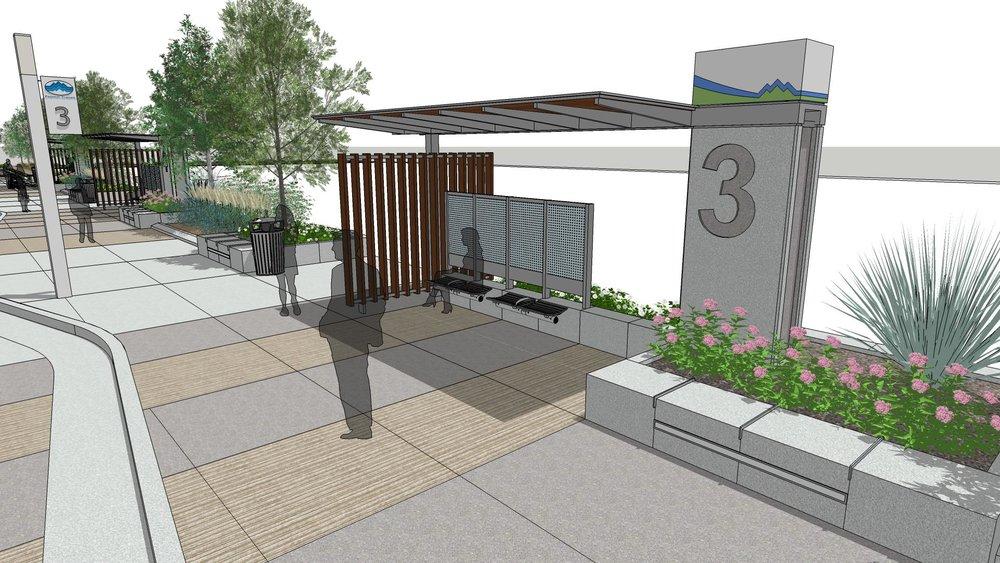 Foothill Covina Transit Center