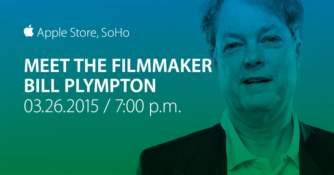 In the SoHo Area? Don't miss out on meeting Animation Icon Bill Plympton! #HSFFAlum