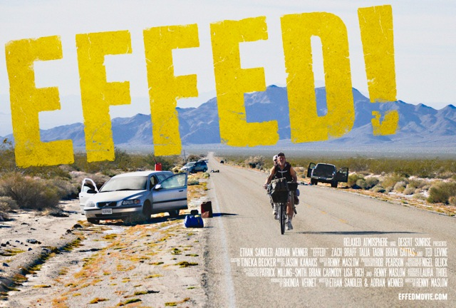If you missed Renny Maslow's EFFED! at #HSFF you can catch it at the Los Feliz Cinema on Vermont Sunday through Tuesday at 11:30 a.m. Don't miss out!