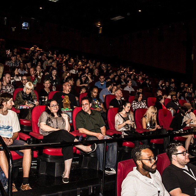 #horrornight #hsff2014 #soldout