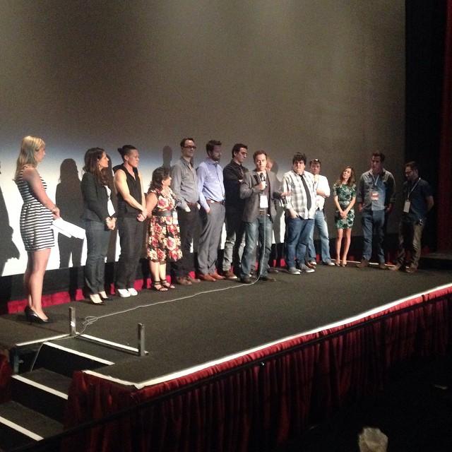 #Drama Shorts Block Q&A #hsff14