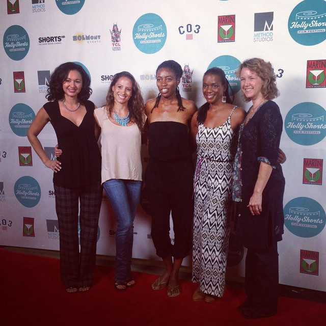 Today we honor #WomenInFilm with some amazing shorts! #hsff14