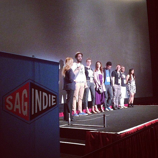 @SAGIndie OutShorts Block Filmmakers #HSFF14