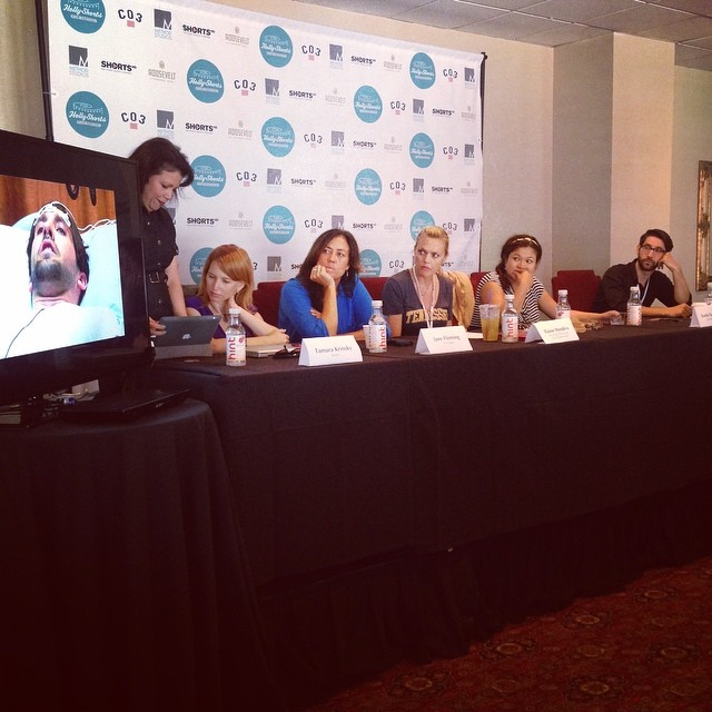 Women In Film presents 'Immersive Storytelling and Short Form Content' panel