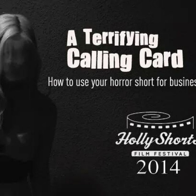 #hsff2014 #hollyshorts #horrornights #filmconference @fangoria @thecrypt