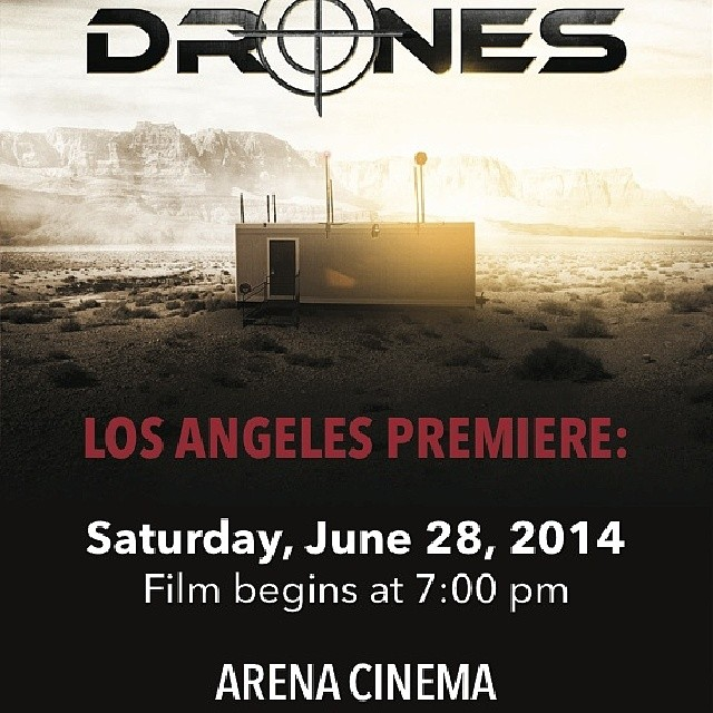 @drones @rickrosenthal @_theodumont check out our panel moderator Rick Rosenthal's film DRONES June 28th!