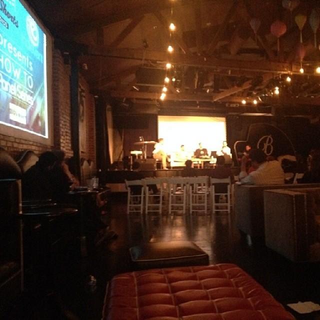 #hollyshorts #panel #howtoseries #indievent @busbyseast May 29th next event!