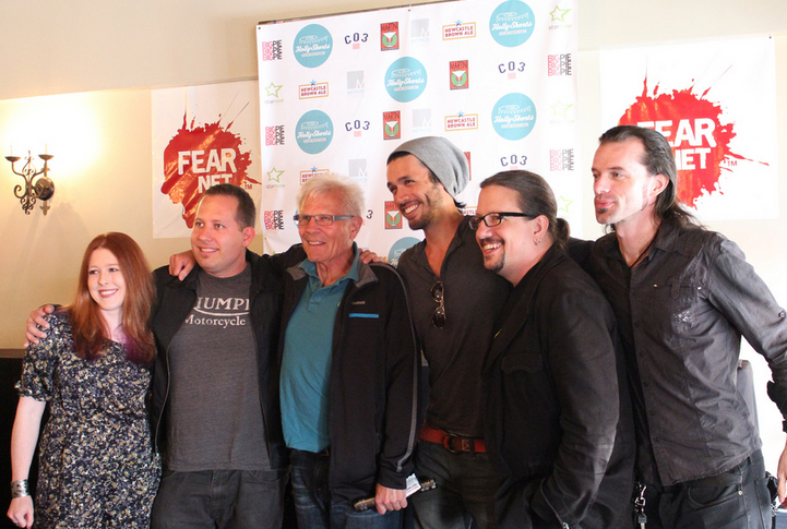 Throw Back Thursday! HollyShorts Film Festival 2013 Day 2  FEARNET Panel Discussion