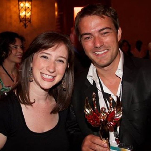 #TBT #hollyshorts #hsff2013 #hollyshortsawards #roosevelthotel #best3dshortwinner