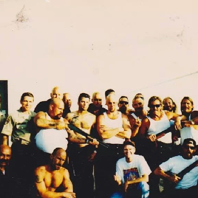 @alexsol #americanhistoryx  old school photo!