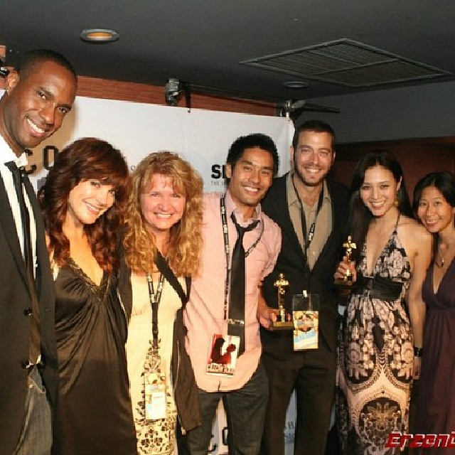 Throwback Thursday! 2011 hsff awards! @johnwynn @thegracehuang @theodumont