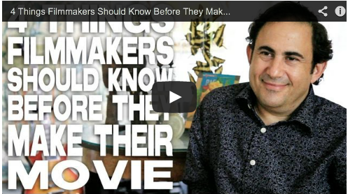 filmcourage :     (  Watch the video interview here  )   4 Things Filmmakers Should Know Before They Make Their Movie by Jon Reiss via  www.FilmCourage.com .