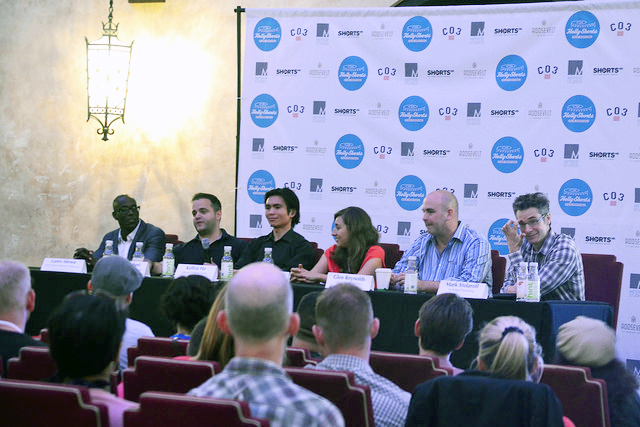 Panel at HollyShorts.jpg