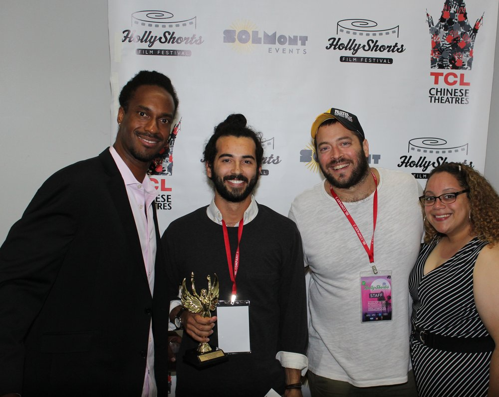 Best Cinematographer: Daniel Cojanu    Black Canaries