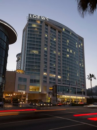 Lowes Hotel 1755 N Highland Ave, Los Angeles, CA 90028