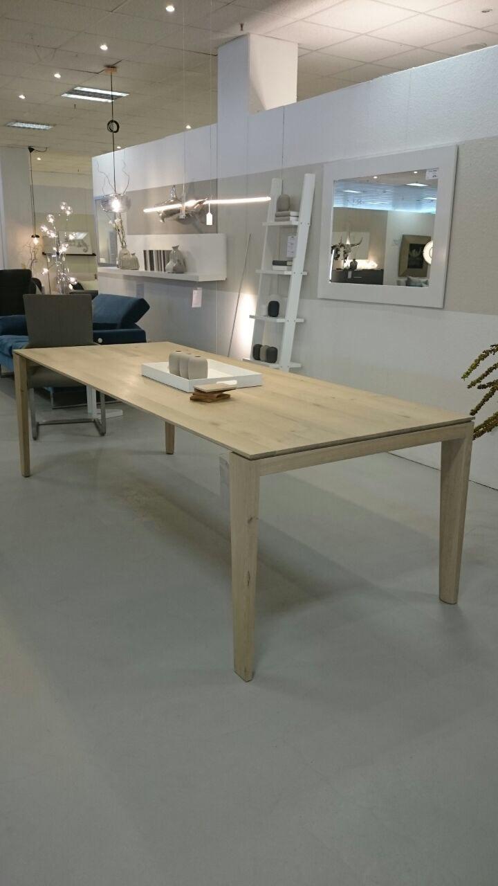 Esstisch eiche weiß  Esstisch Eiche massiv weiss geölt — Möbel Company Kiel