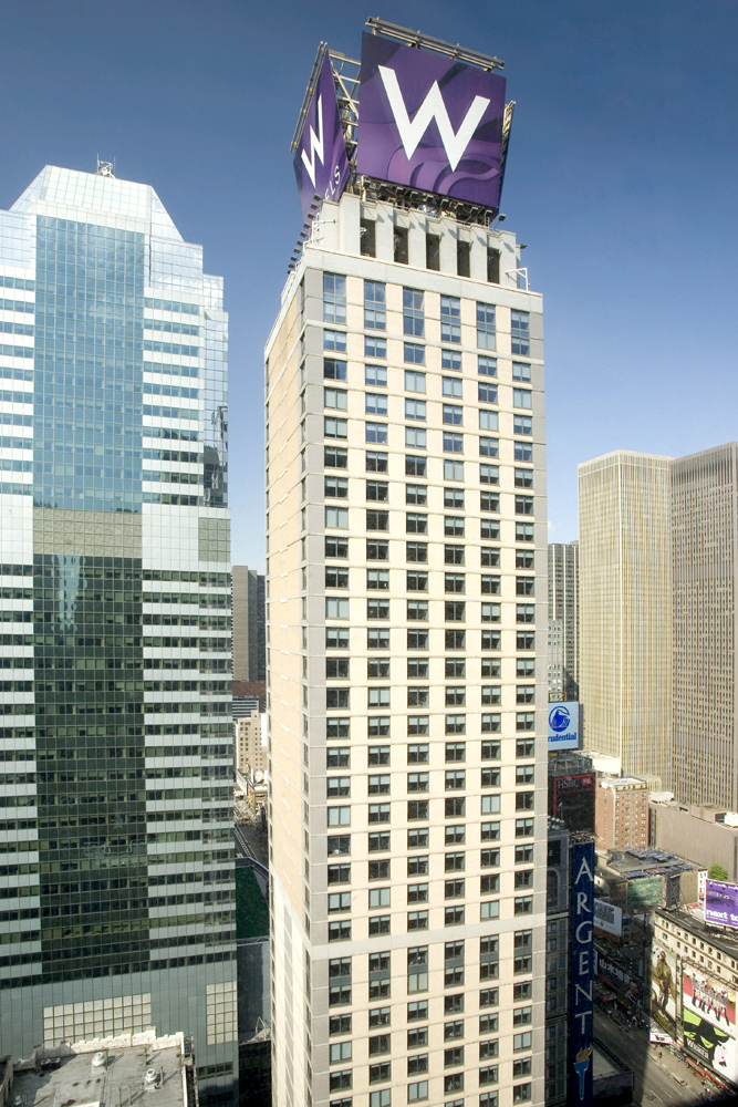 W Hotel New York